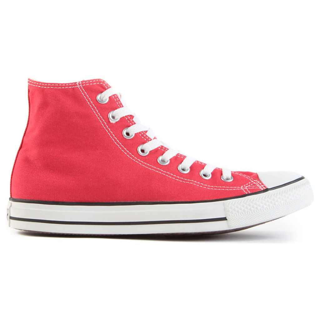 Converse Chuck Taylor All Star high tops, Mens, Size: EUR 39 / 5 UK MEN, Red canvas
