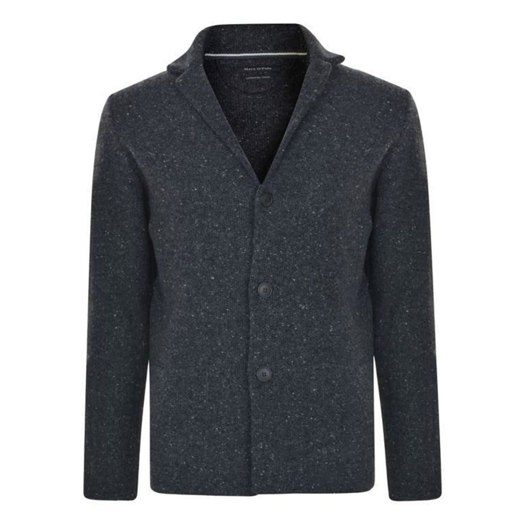 MARC O POLO Tweed Cardigan
