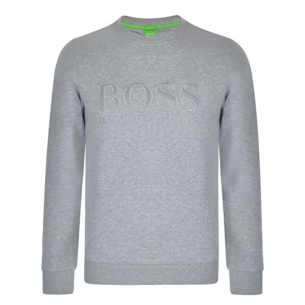 BOSS GREEN Salbo Long Sleeve Sweatshirt