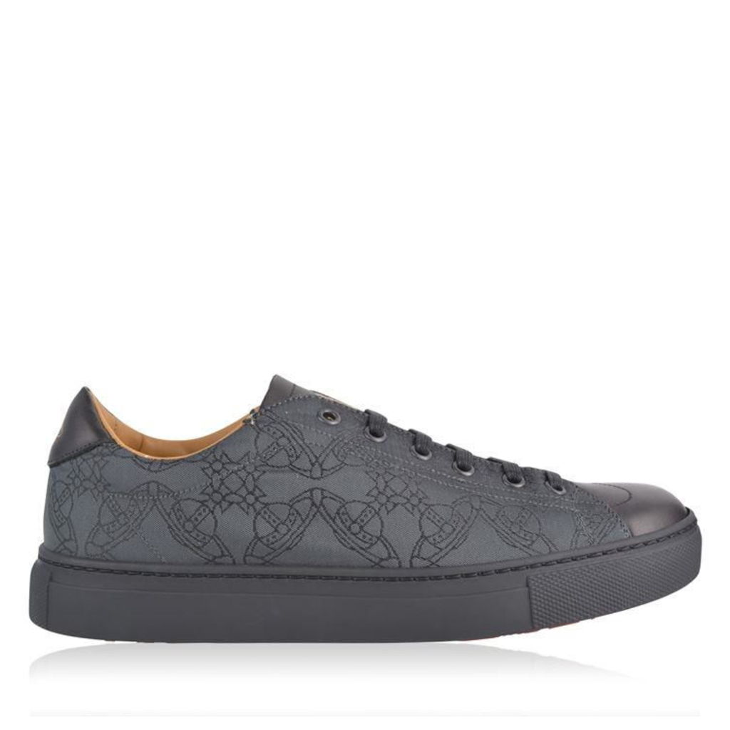 VIVIENNE WESTWOOD ACCESSORIES Jacquard Derby Trainers
