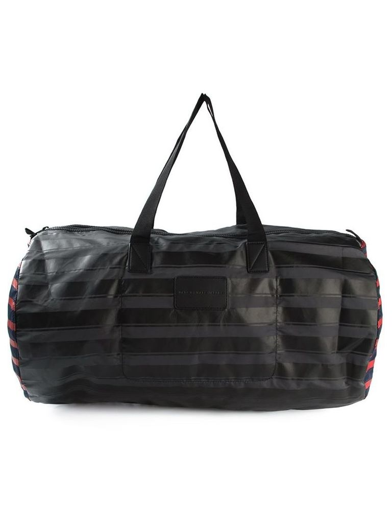 MARC BY MARC JACOBS striped 'Decal' holdall