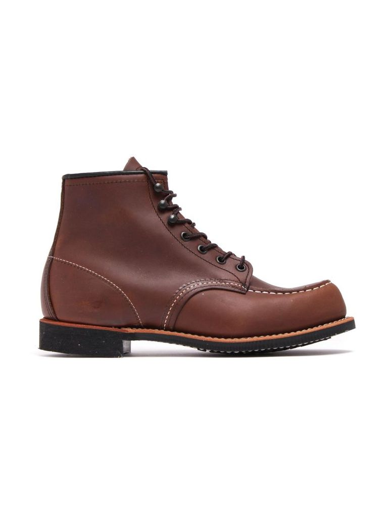 Red Wing Cooper Moc