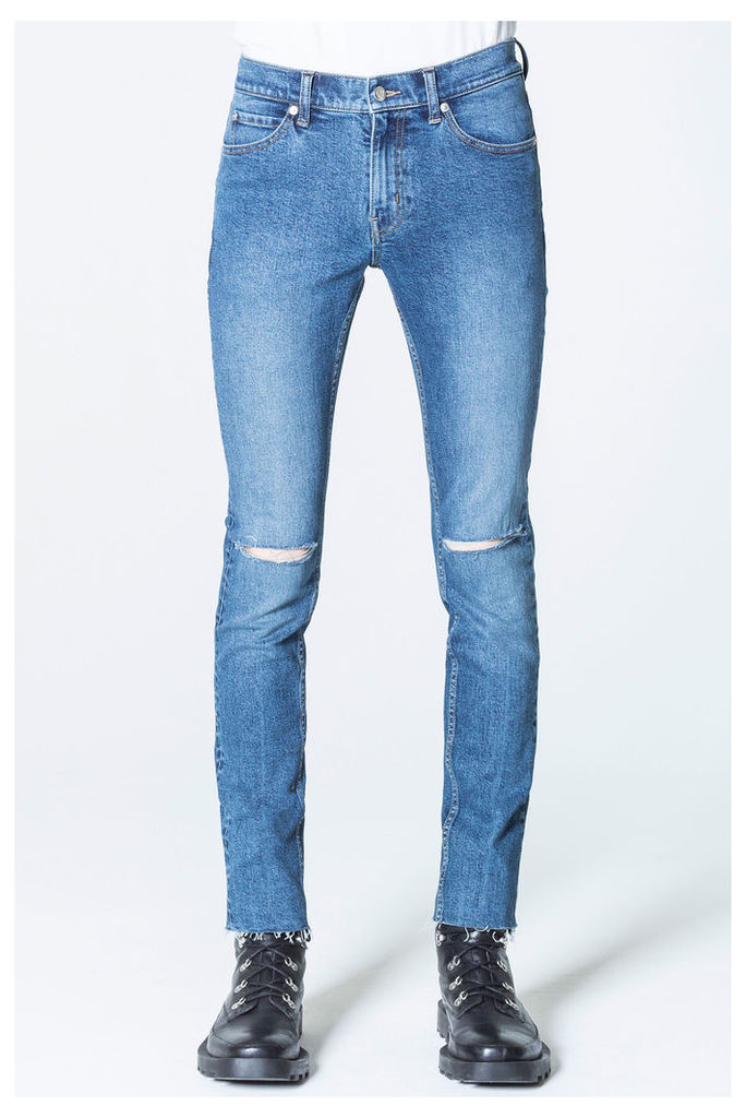 Tight Cosmo Blue Jeans