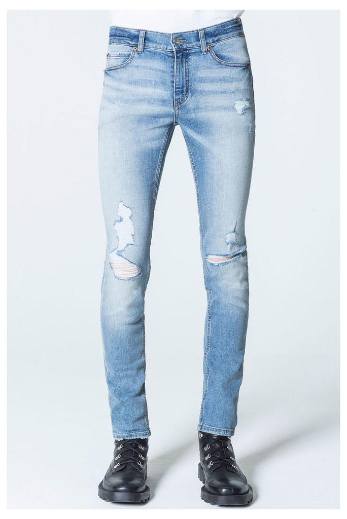 Tight Future Blue Jeans