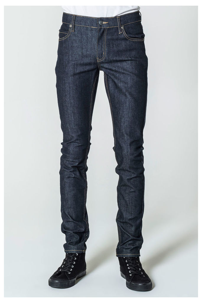 Tight Blue Dry Jeans