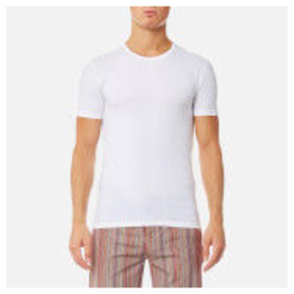 Paul Smith Men's T-Shirt - White - M - White