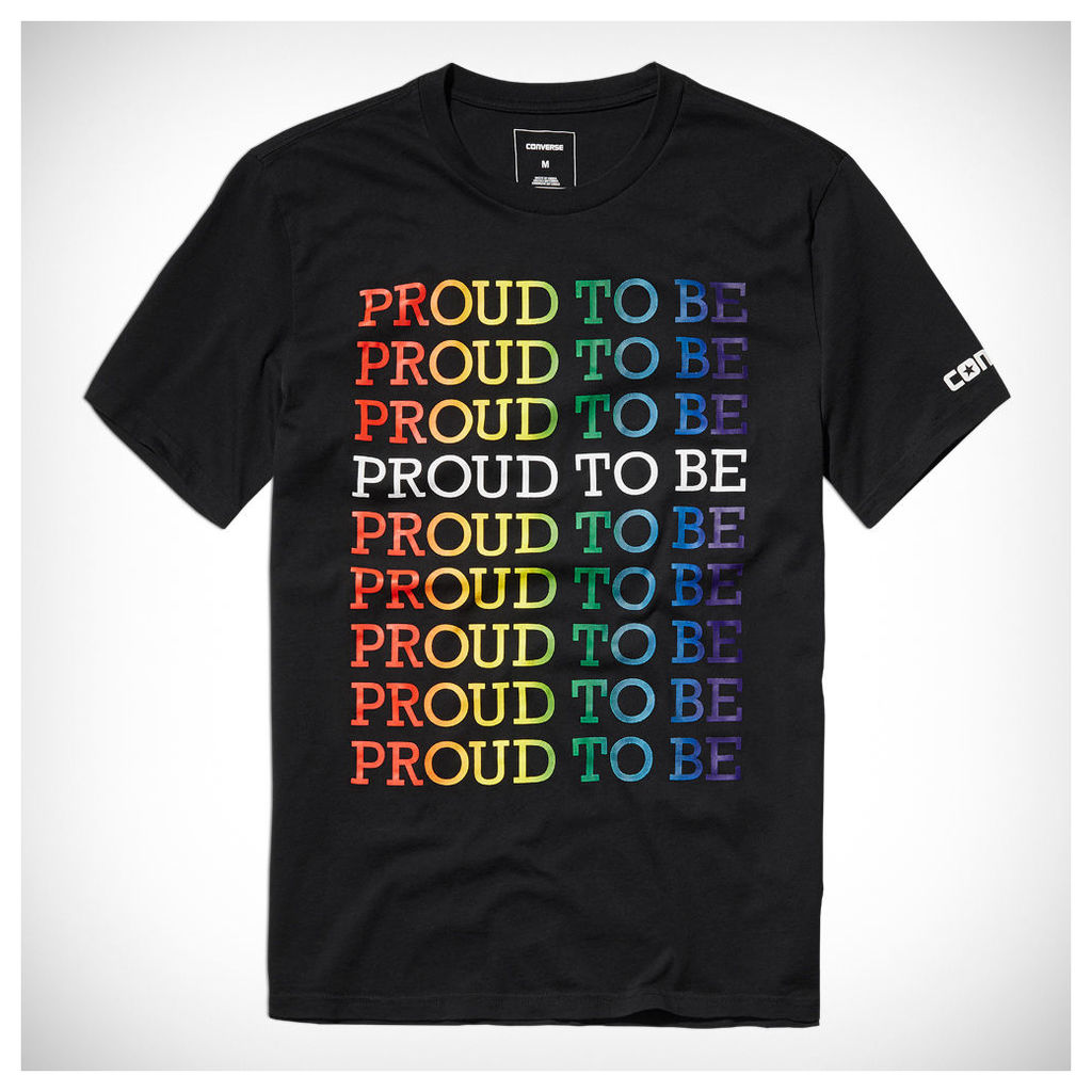 Men's Proud To Be Stacked Tee