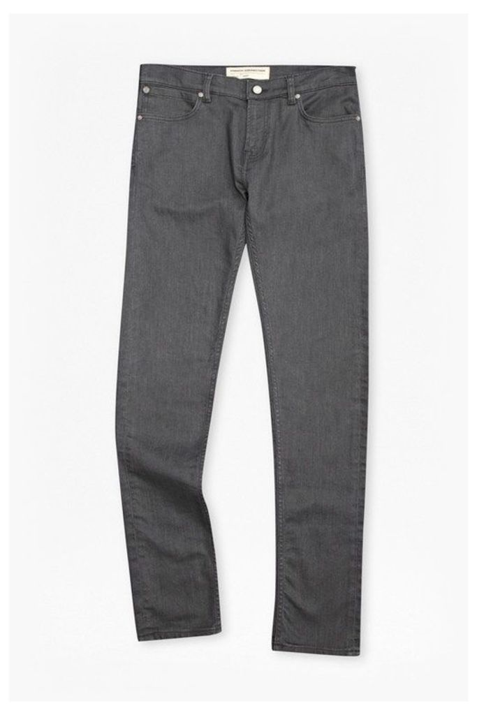 Co Skinny Grey Jeans - rinse