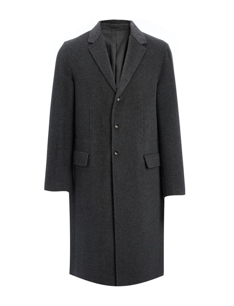 Double Face Cashmere Chestford Coat