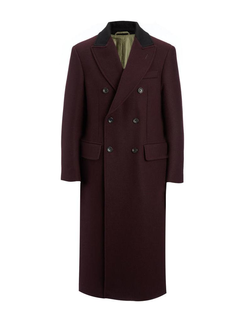 Bonded Cover Twill Glastonbury Coat