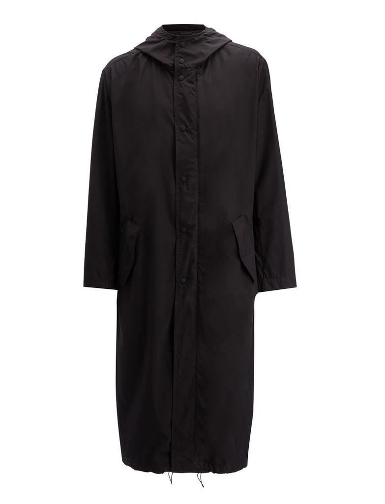 Packable Nylon Dorset Coat