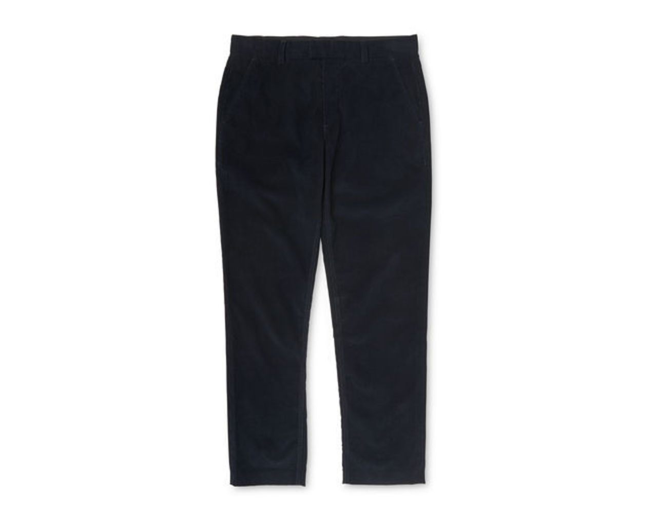 Corduroy Tapered Fit Trousers