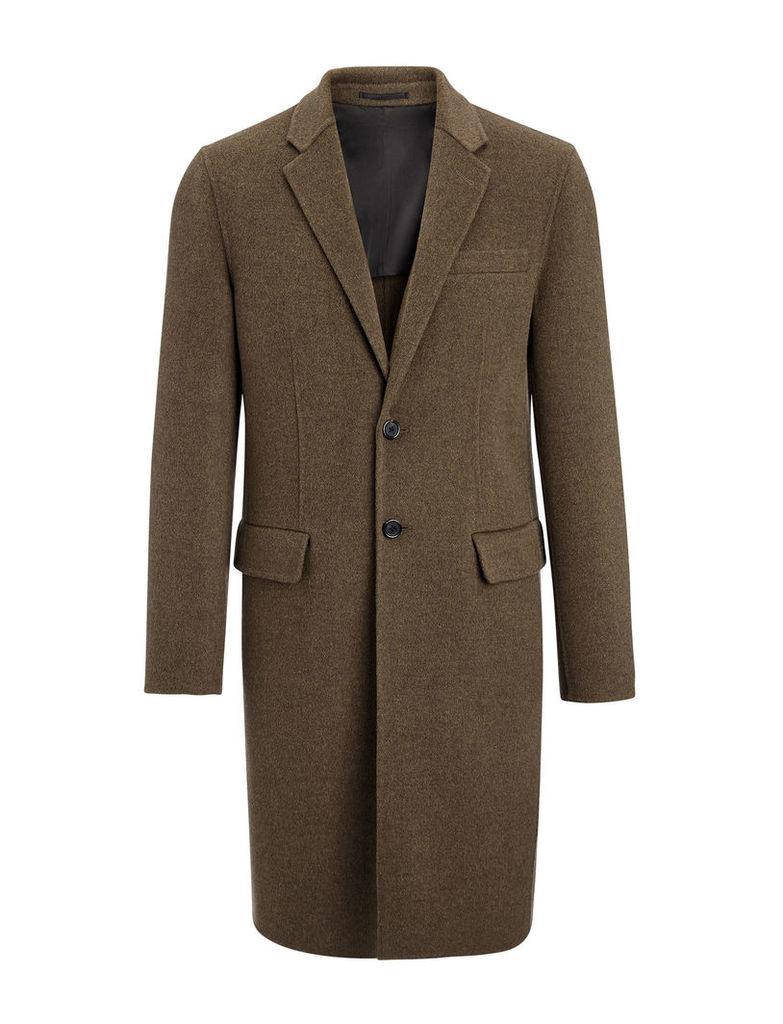 Double Face Cashmere Caversham Coat