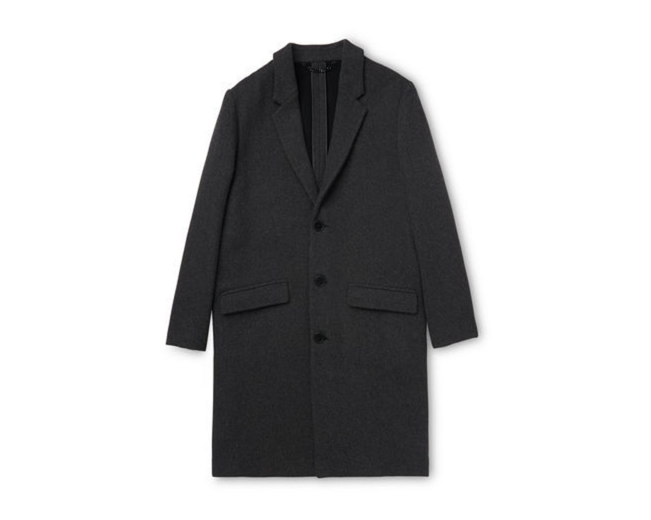 Deconstructed Overcoat