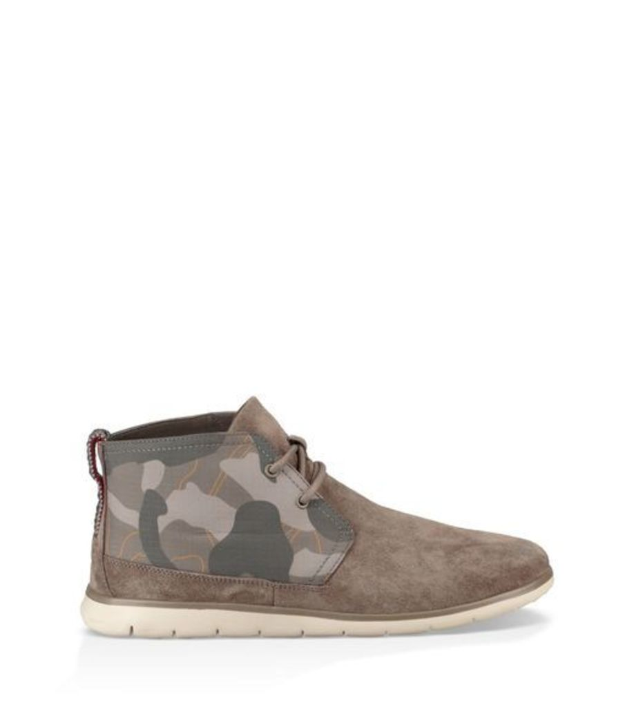 UGG Freamon Camo Mens Shoes Brindle 6