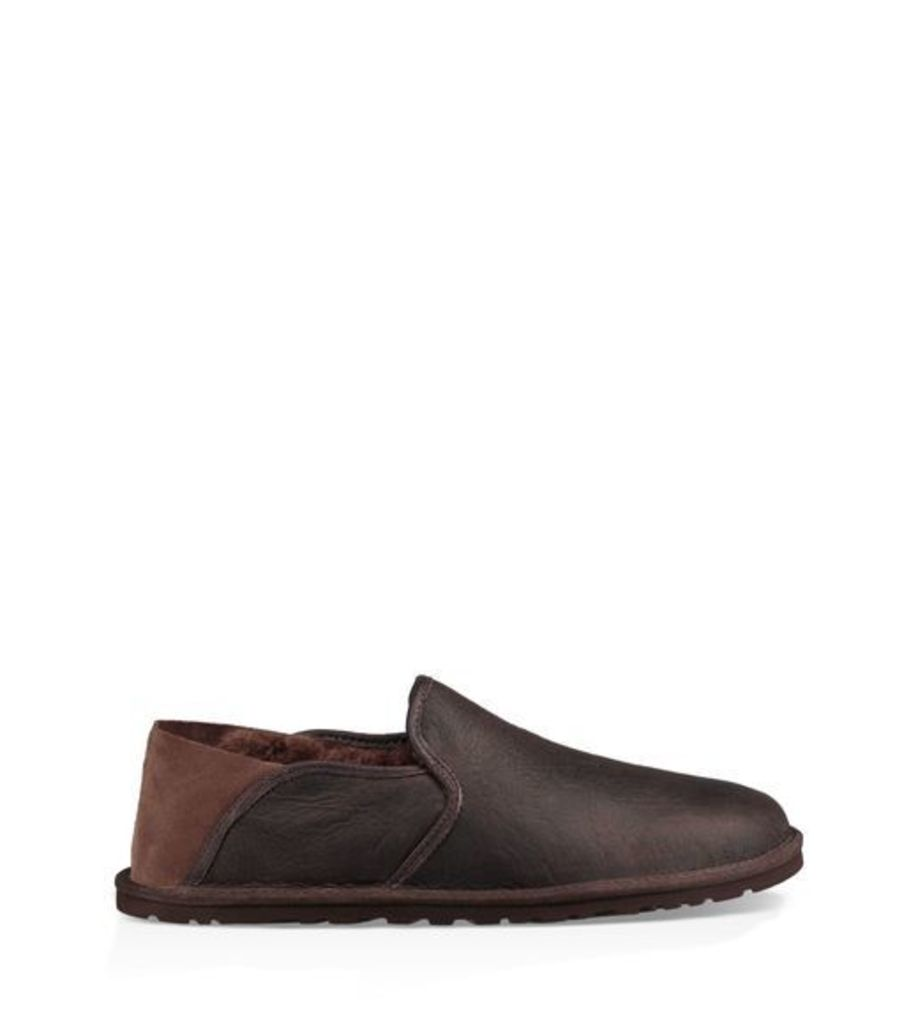 UGG Cooke Mens Slippers Grizzly 8