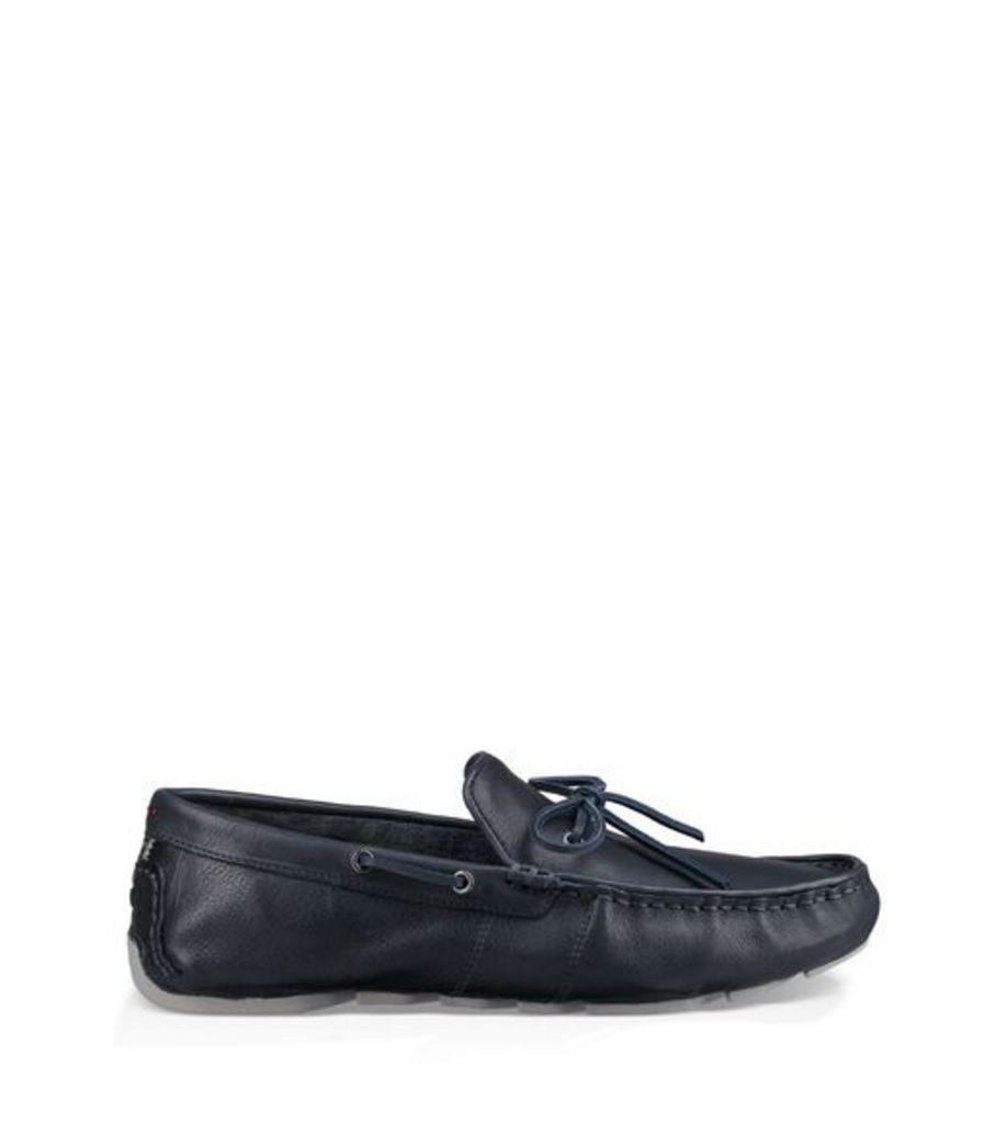 UGG Everton Mens Shoes Navy 11