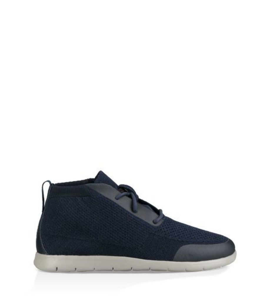 UGG Freamon Hyperweave Mens Trainers Navy 10