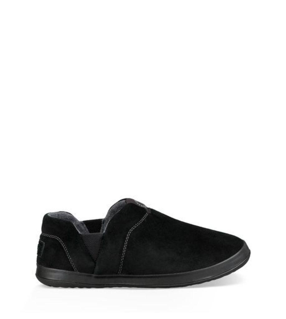 UGG Hanz Mens Slippers Black 6