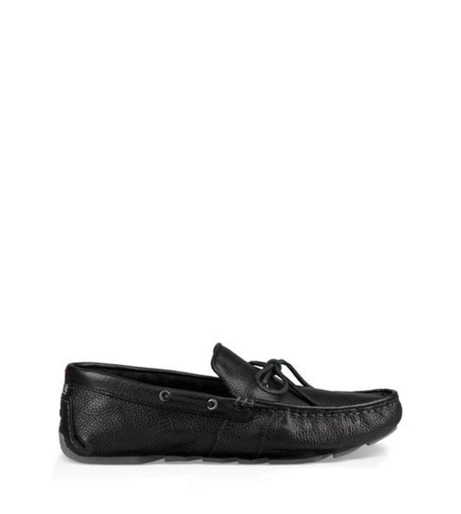 UGG Everton Mens Shoes Black 8