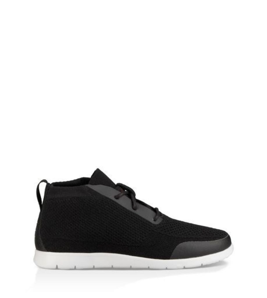 UGG Freamon Hyperweave Mens Trainers Black 8