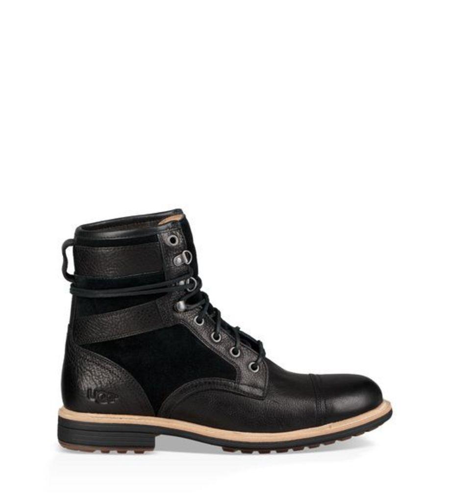 UGG Magnusson Mens Boots Black 10