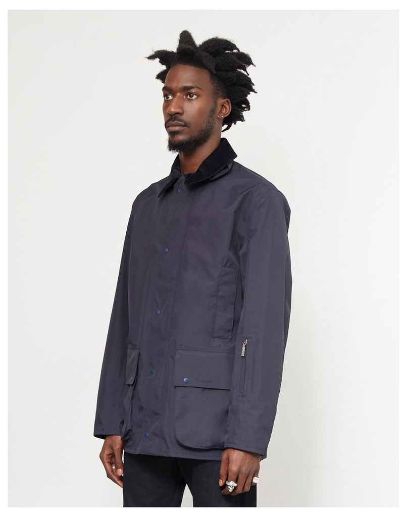 Barbour Heritage Bale Jacket Navy