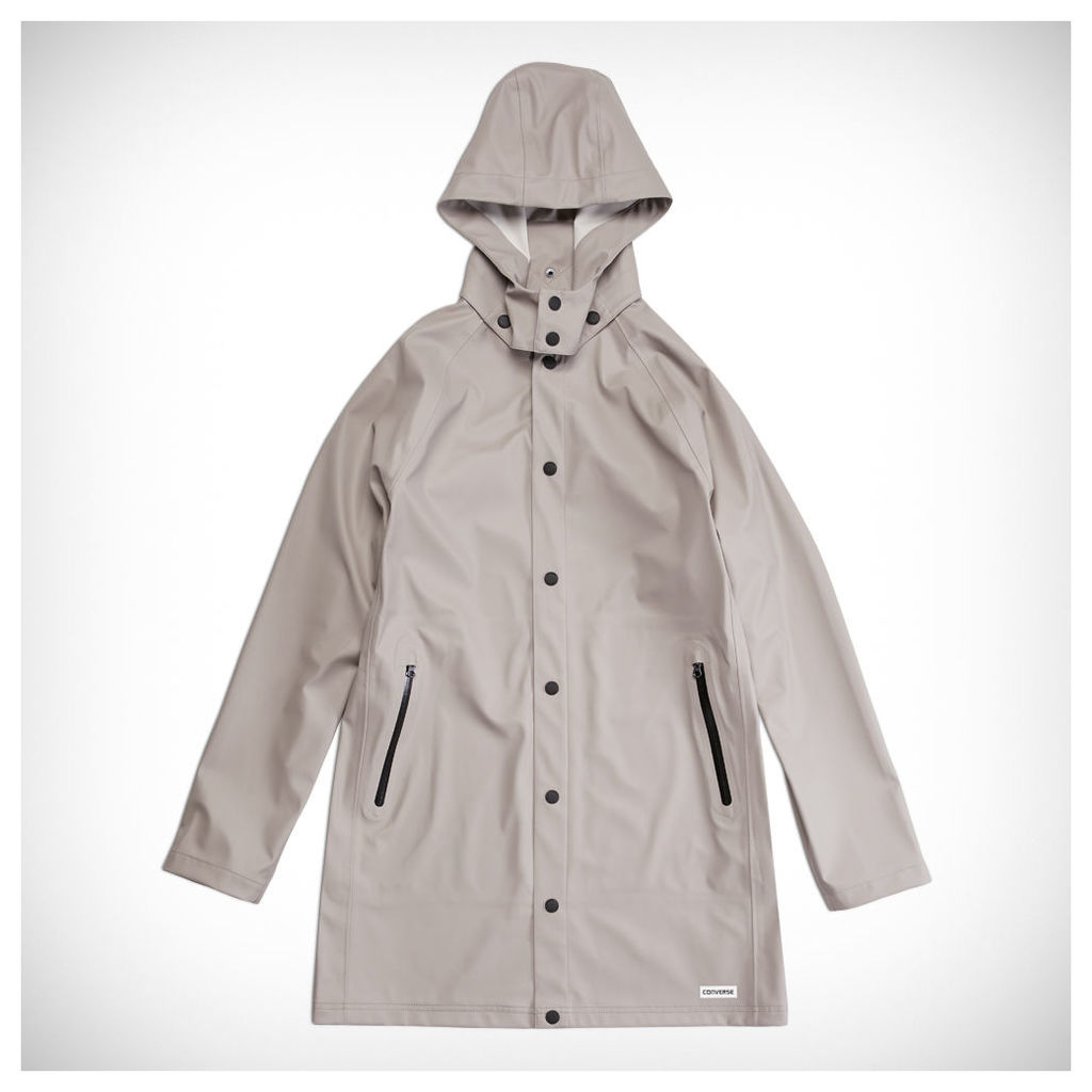 Rubber Trench Coat