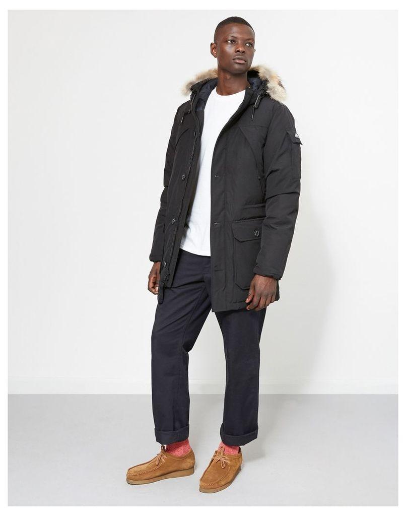 Penfield Hoosac RF Jacket Black