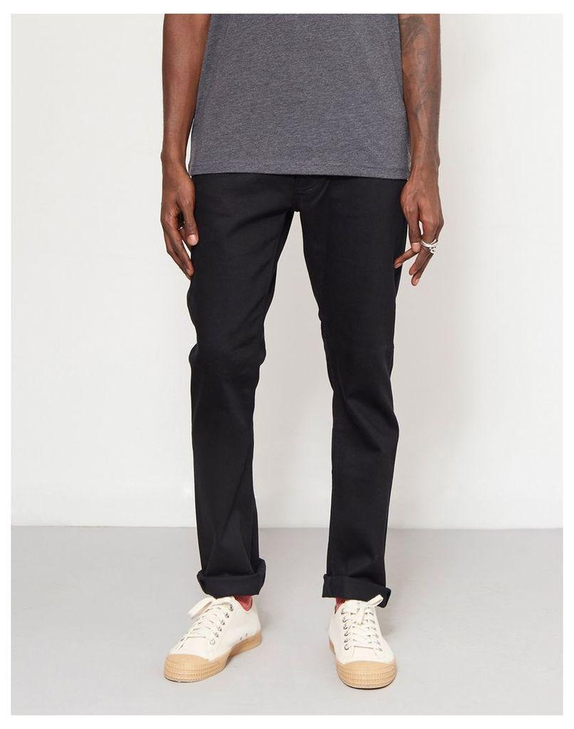 Nudie Jeans Co Dude Dan Dry Ever Jeans Black