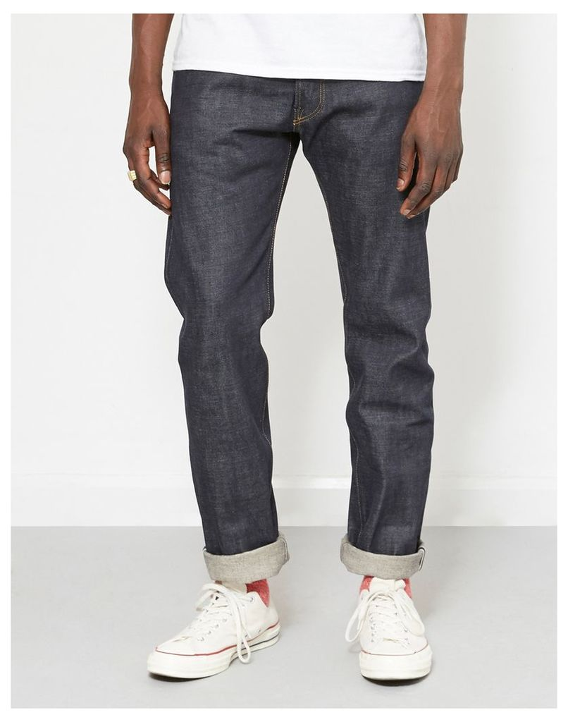 Hawksmill Japenese Selvedge Dry Loose Tapered Fit Jeans