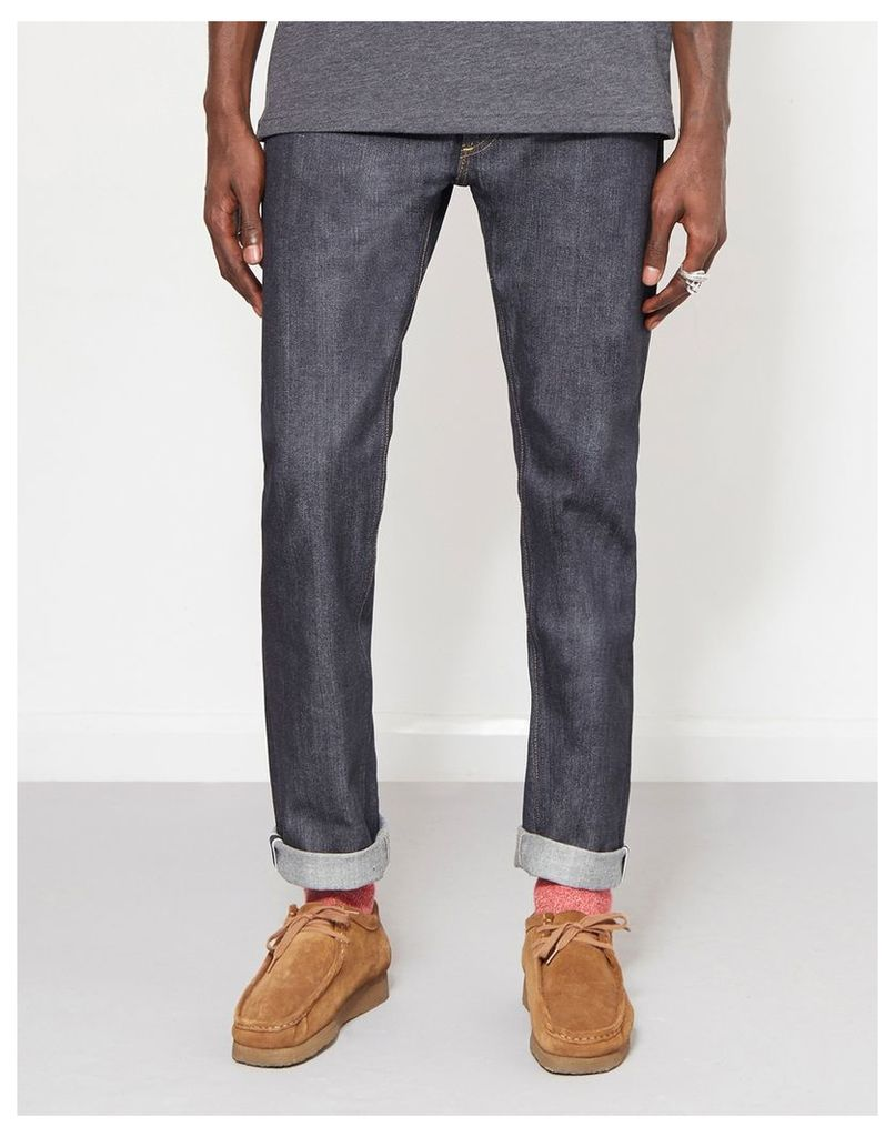 Lee 101 Rider Jeans Dry Blue