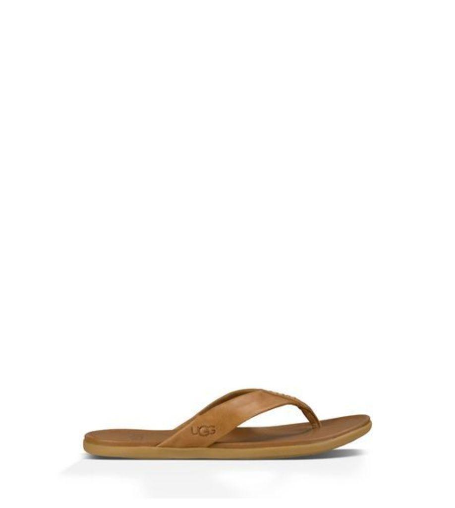 UGG Delray Mens Sandals Chestnut 7