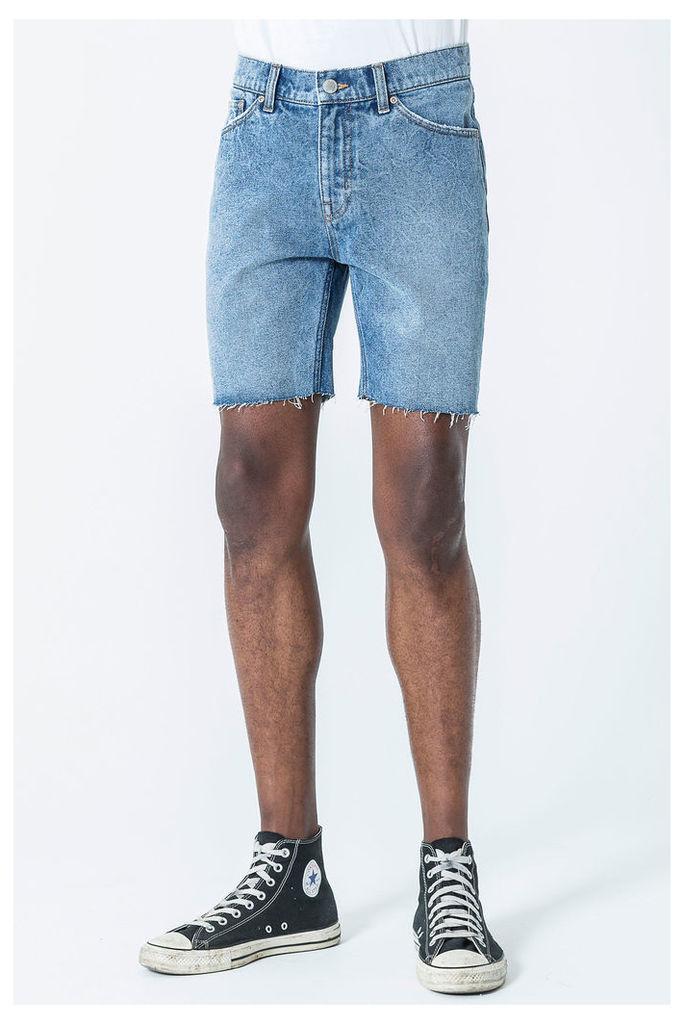 Sonic 90's Blue Shorts
