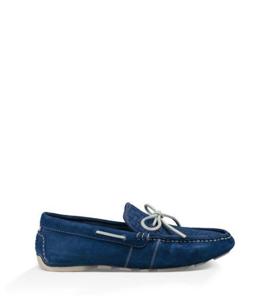 UGG Everton Rivera Emboss Mens Shoes Marino 6