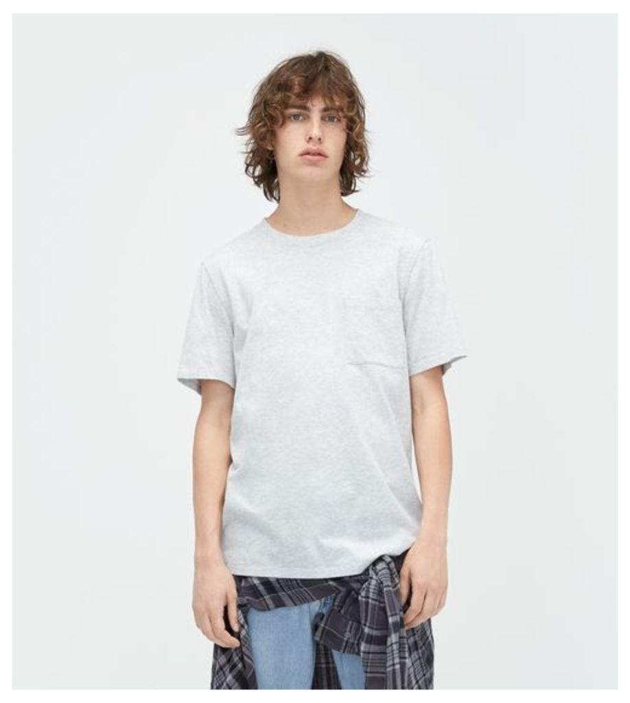 UGG Benjamin Mens Loungewear Seal Heather L