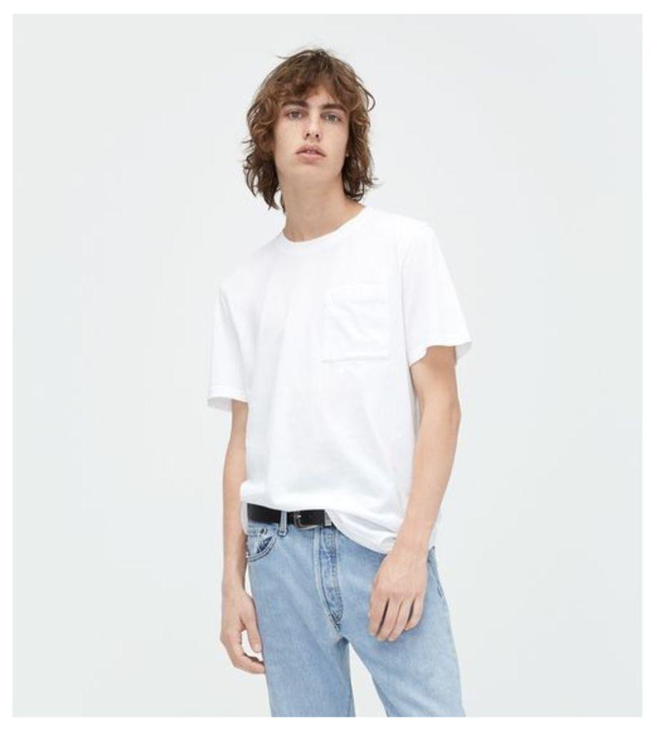 UGG Benjamin Mens Loungewear White L