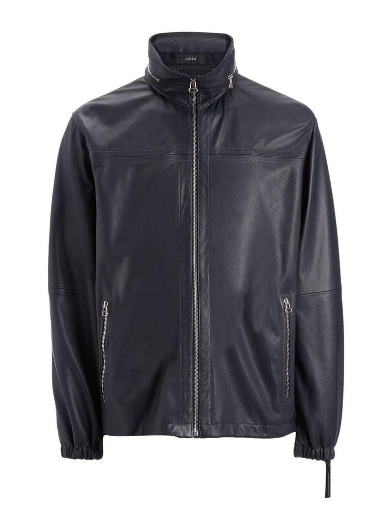 Matt Nappa Beck Leather Jacket