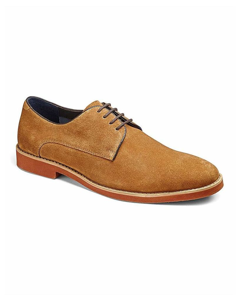 Trustyle Premium Lace Up Suede Shoes