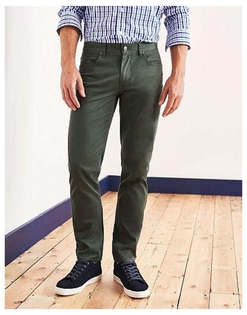 Spencer Slim Fit 5 Pocket Trouser