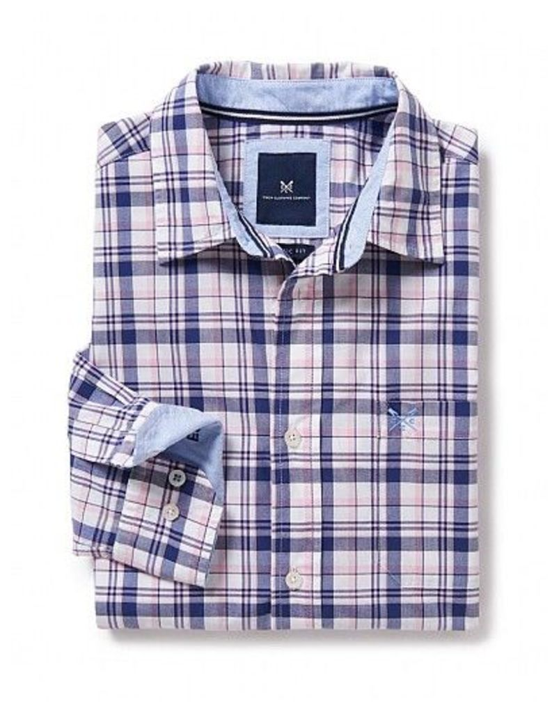 Westleigh Classic Fit Check Shirt