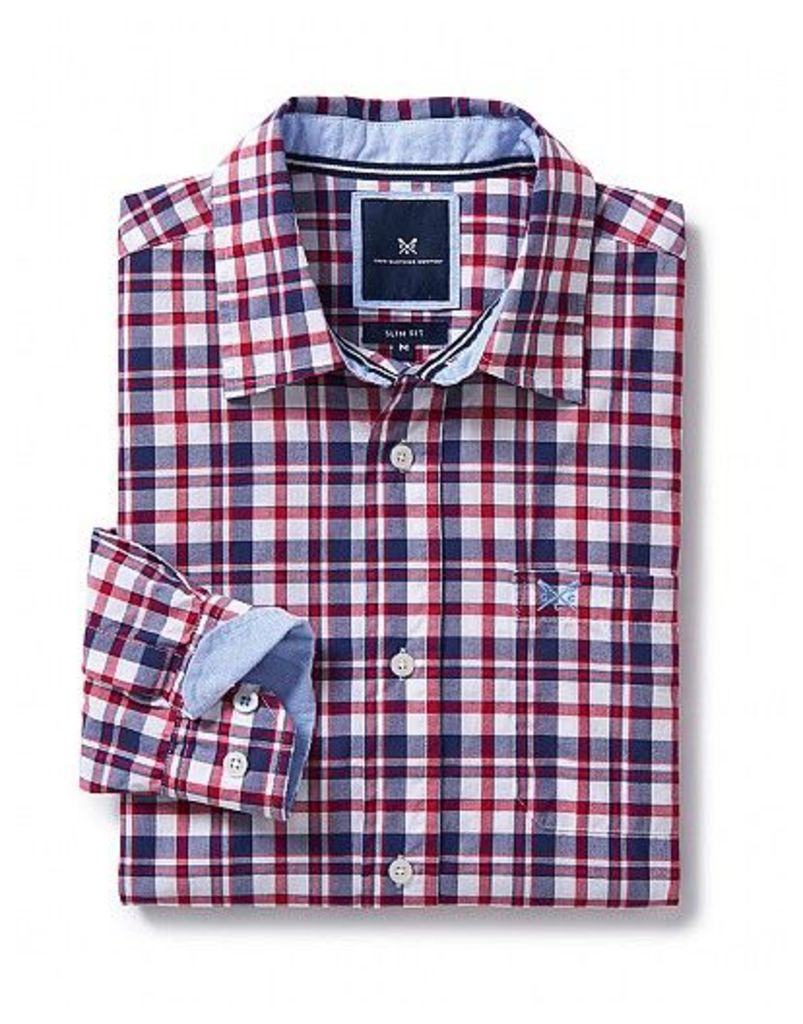Westleigh Slim Fit Check Shirt