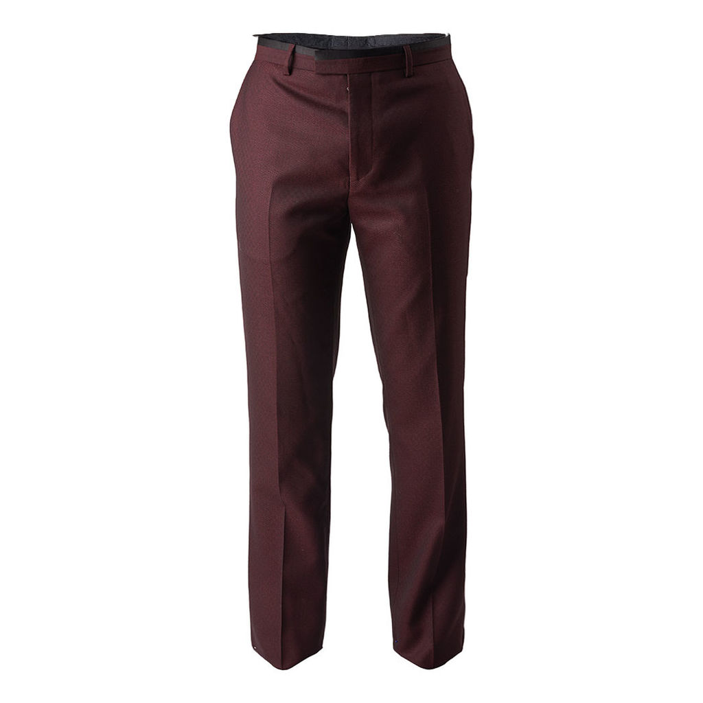 Pretty Green Men's Tailored Trouser - Red - 30