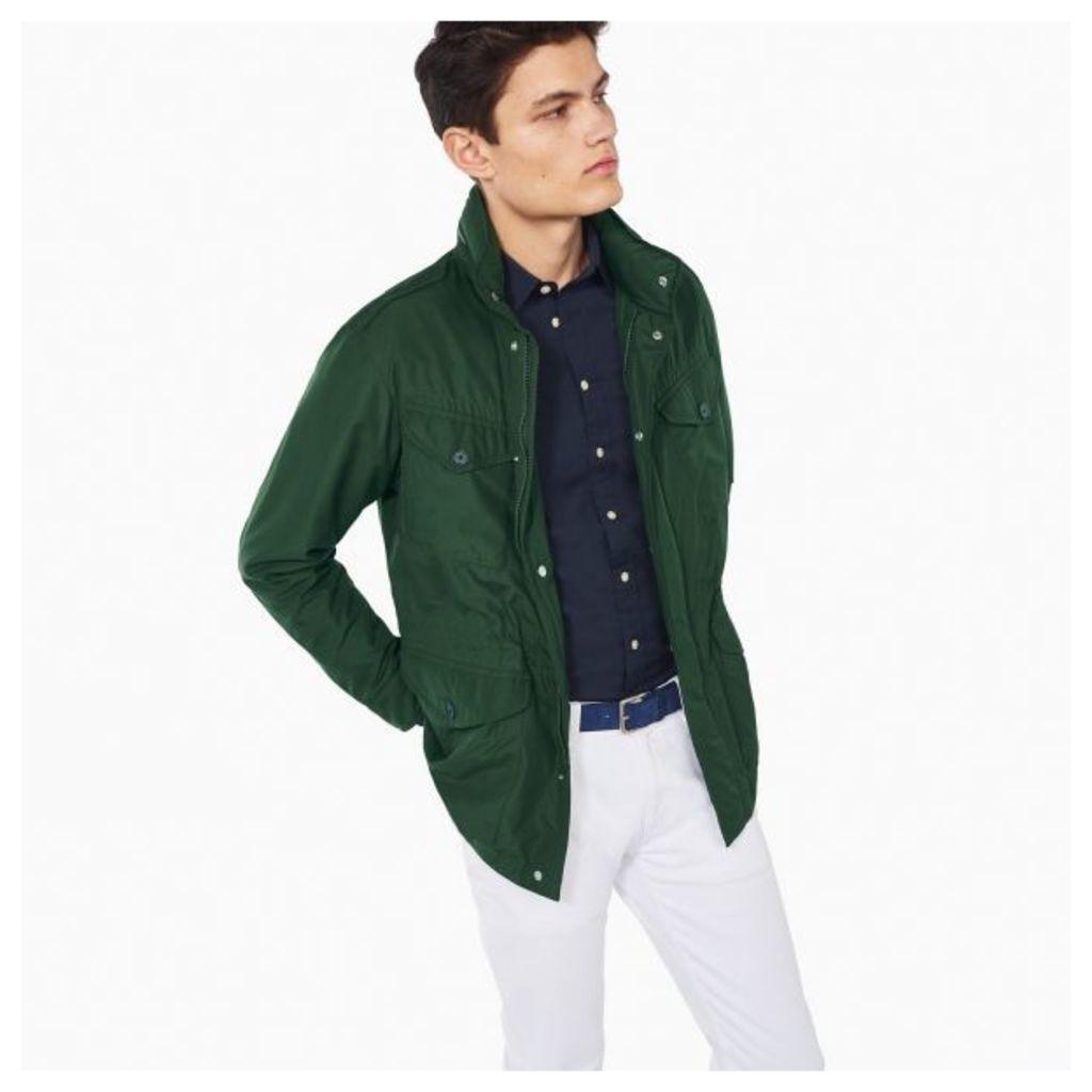 The Lightweight Field Jacket - Pine Green