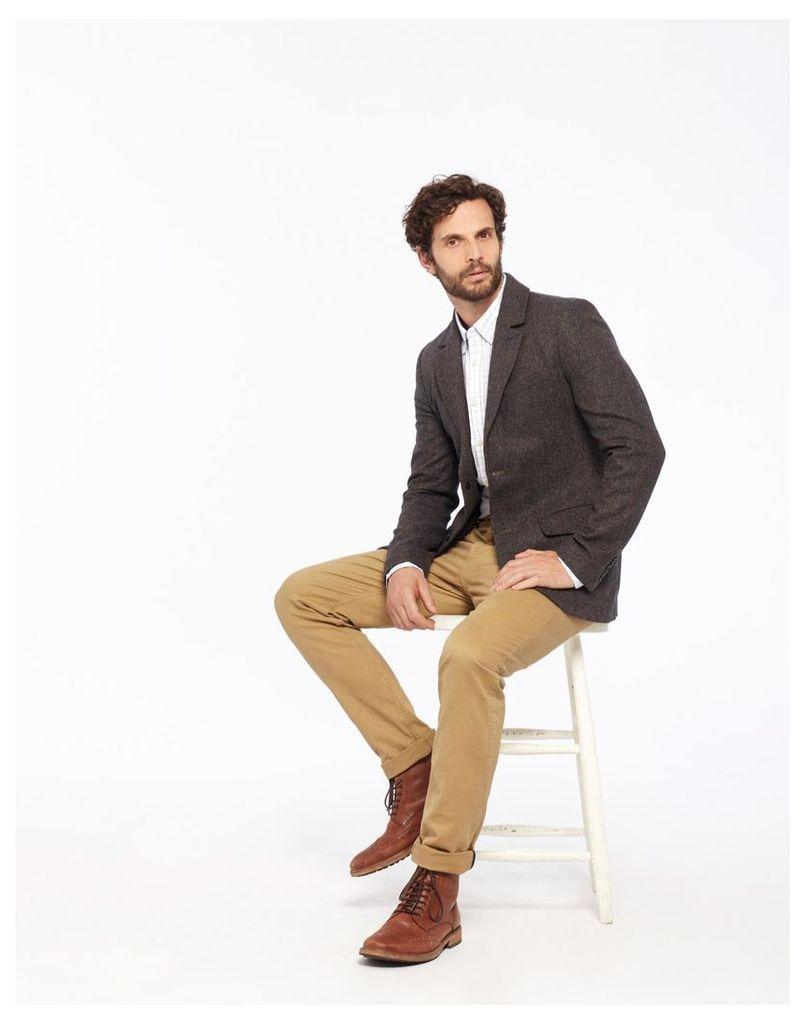 Multi Tweed Langworth Tweed Blazer  Size 40   Joules UK