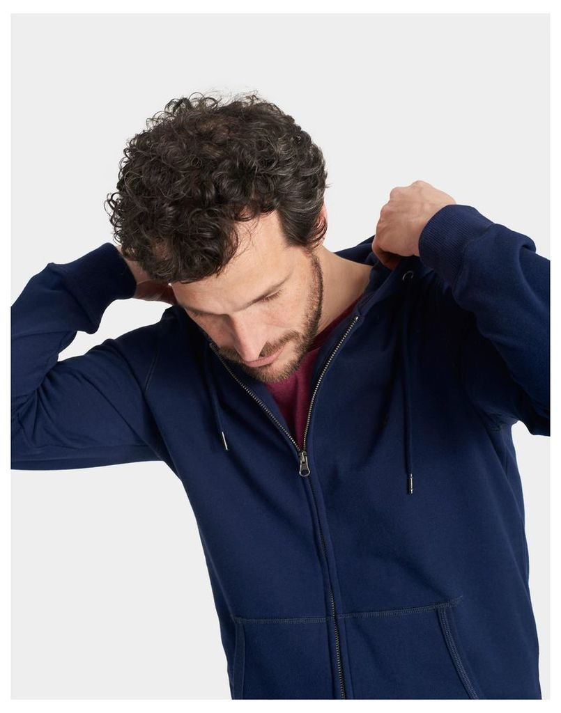 Midnight Alnwick Hooded Sweatshirt  Size XL   Joules UK