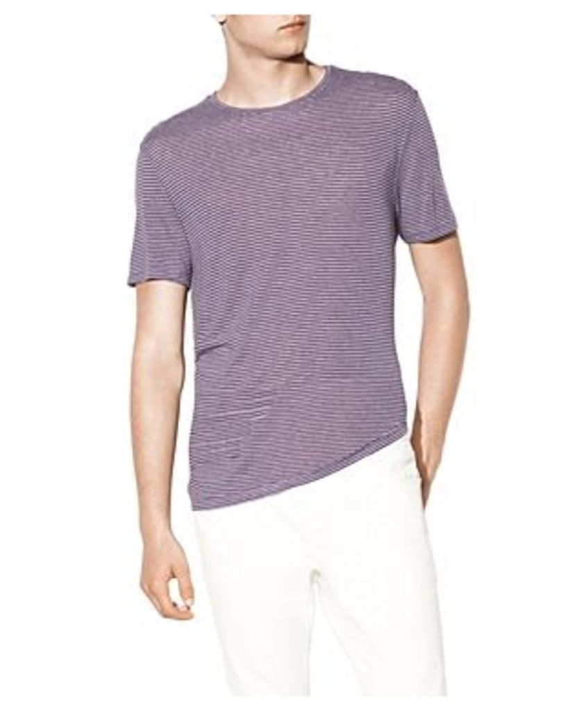John Varvatos Star Usa Stripe Tee