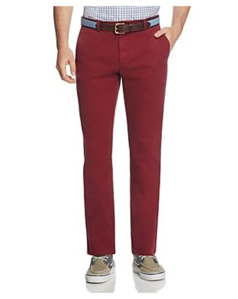 Vineyard Vines Breaker Slim Fit Pants