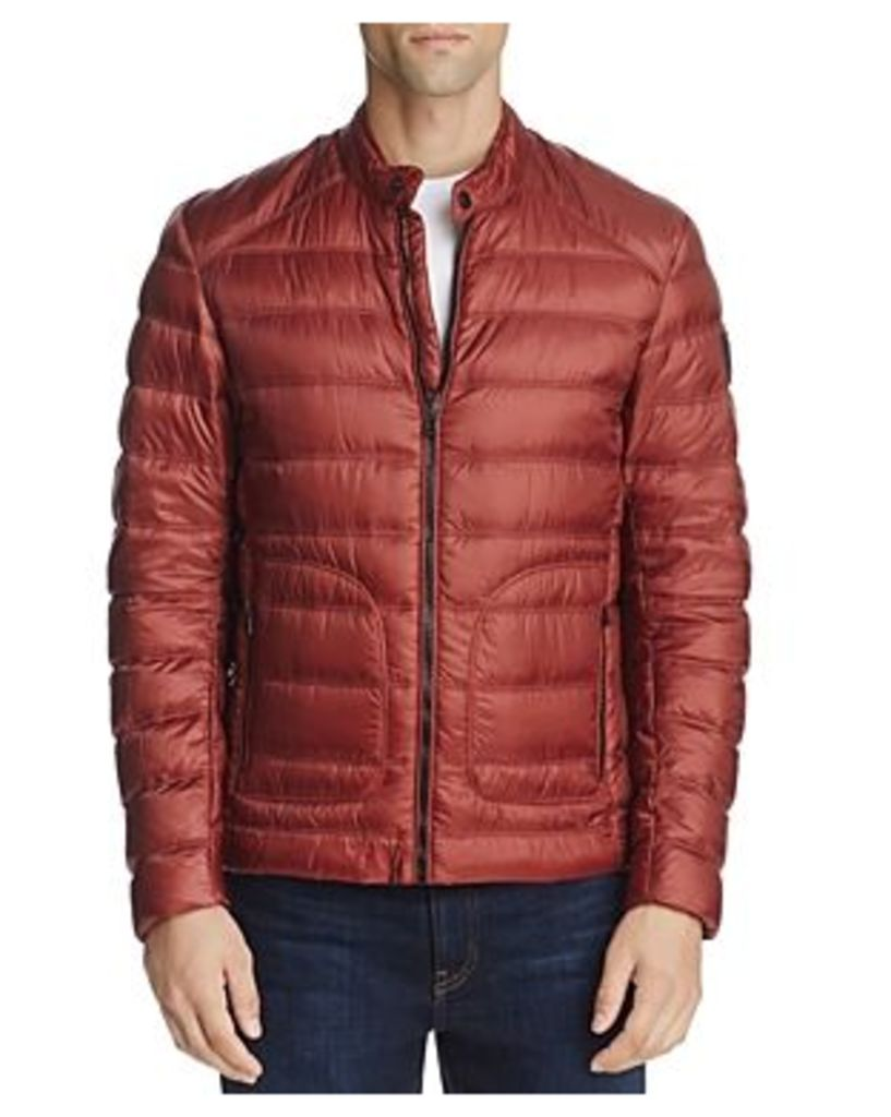Belstaff Halewood Quilted Down Jacket