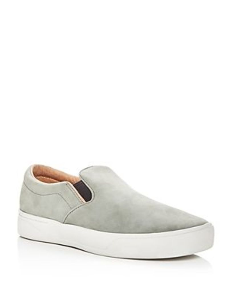 Saturdays Nyc Men's Vass Nubuck Leather Slip-On Sneakers - 100% Exclusive
